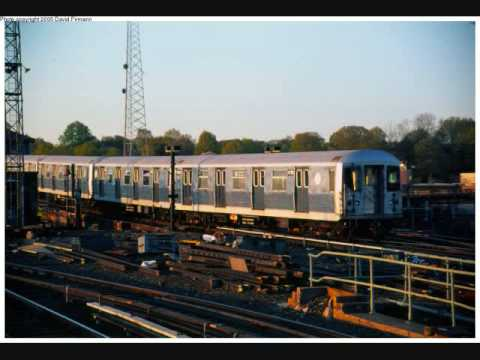MustangFan424 - This is a video I made to say goodbye to the R42s that operate the L in rush hour to help the line be less crowded. These R42s are sadly being replaced by R1...