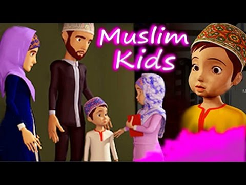 Video ISLAMIC STORY AND SONG : CARTOON FOR KIDS  : PART - 1 download in MP3, 3GP, MP4, WEBM, AVI, FLV January 2017