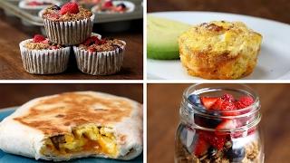 Make-Ahead Breakfast Ideas For The Week by Tasty