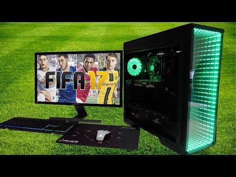 Chipart - SORTEIO DE MEGA PC!!!  JOGANDO FIFA 17
