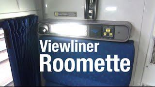 Video Amtrak Viewliner Roomette - Complete Tour/Review MP3, 3GP, MP4, WEBM, AVI, FLV Maret 2018