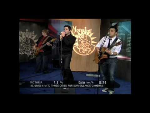 "Splitting Adam ""On My Own"" - Live On Global TV Morning News"