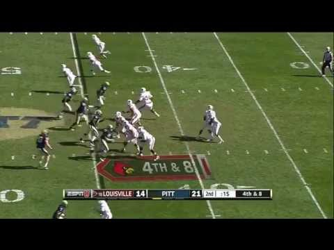 DeVante Parker vs Pittsburgh 2012 video.