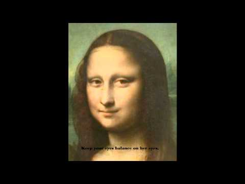 Monalisa Eye Test Screamer (Scary!)