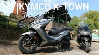 6. SLUK | KYMCO X-TOWN 125 & 300 first ride review