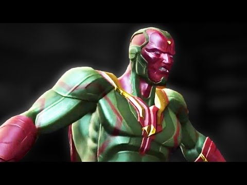 THE VISION'S ULTIMATE ATTACK - Marvel Contest Of Champions - Gameplay Part 29