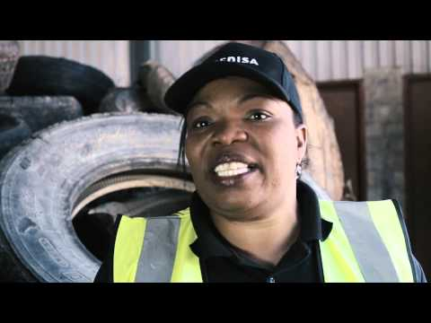 Tyre Recycling Video 2