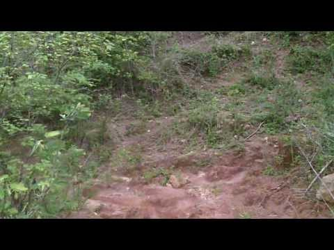 trilha da mota em mortugaba 2013
