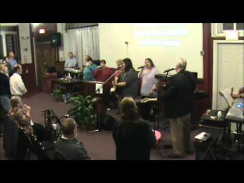 Mighty Warrior Medley - God is Love Church