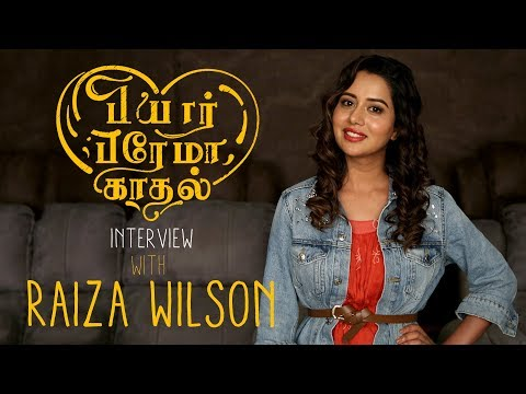 BiggBoss Raiza Wilson Exclusive Int ..