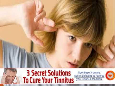 Chronic tinnitus aurium