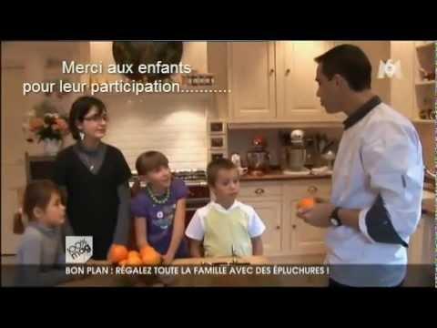 Reportage sur nos cours de cuisine pour enfants 100 mag - Cours de cuisine pour enfants ...