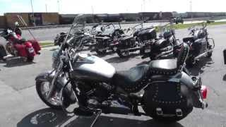 1. 087697 - 2006 Yamaha V Star 650 Silverado - Used Motorcycle For Sale