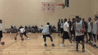 Renardo Sidney - Around the Key Dunking Drills