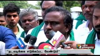 Farmers petition to Governor