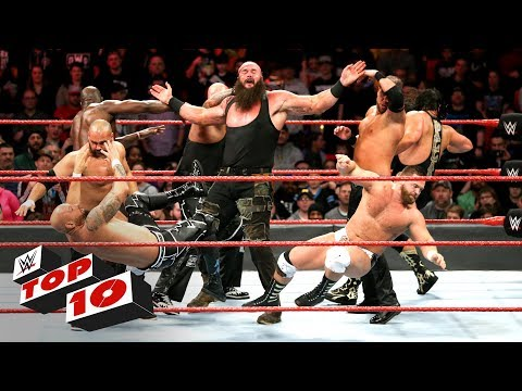 Top 10 Raw moments: WWE Top 10, March 12, 2018