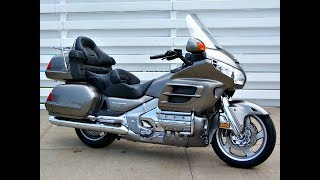 7. For Sale! 2004 Honda Gold Wing GL1800