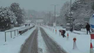 Dorking United Kingdom  city pictures gallery : Dorking in Snow 2 (Part 1 of 2)