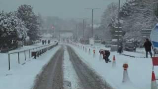 Dorking United Kingdom  city photo : Dorking in Snow 2 (Part 1 of 2)