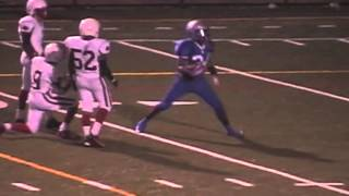 2012 Football Highlight film of Brooks College Prep Eagles Running Back/Slot Receiver, Dakota Starks.