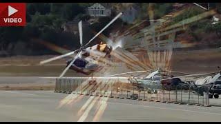 Gelendzhik Russia  city photos gallery : Disastrous Mi-8 Helicopter Crash in Gelendzhik, Russia (Sep-5-2014 )