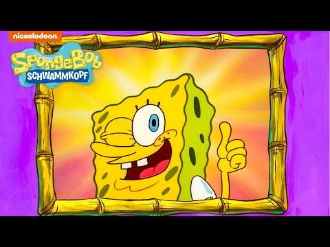 SpongeBob - In den Urlaub (Offizielles Video)