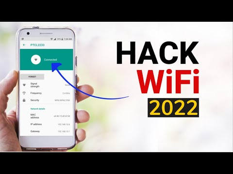 How To Connect WiFi Without Password in 2020