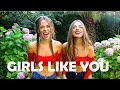 Girls Like You COVER !! Spanish, French, Basque Version