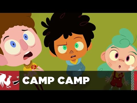 Camp Camp: Episode 1 - Escape from Camp Campbell | Rooster Teeth