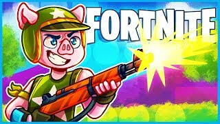 *NEW* INFANTRY RIFLE is AWESOME in Fortnite: Battle Royale! (Fortnite Funny Moments & Fails)