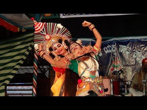 Video Yakshagana -- Yakshanatya - Murali mohana-Radha vilasa - 1 download in MP3, 3GP, MP4, WEBM, AVI, FLV January 2017