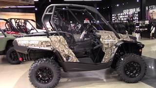9. 2019 Can-Am SSV COMMANDER XT 1000R EFI - New Side x Side For Sale - Elyria, OH