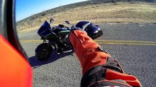 3. 2018 Kawasaki Vaquero Test Ride