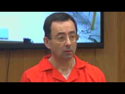 Larry Nassar sentenced to more decades in prison