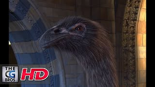 "CGI 3D Behind The Scenes : ""The Moa and the Harpagornis"" - by Fido"