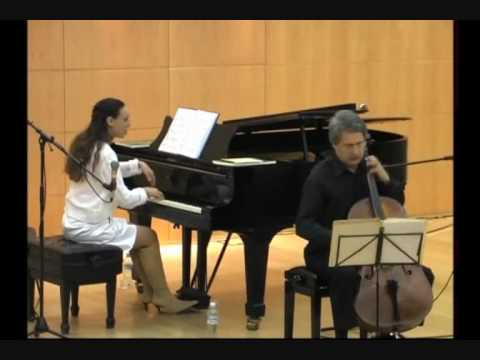 Schumann – Fantasy Pieces Op. 73 – Part 1 – Orit Wolf Concerts