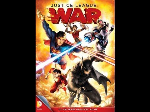 Justice League: War - Movie Review