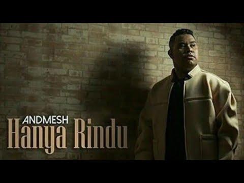 Download Andmesh Kamaleng - Hanya Rindu (Lirik) Official Video hd file 3gp hd mp4 download videos