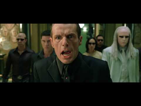 The Matrix Reloaded Hell Hath No Fury Like A Woman Scorned 4K