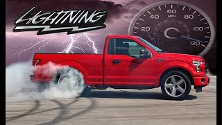 Ruining tires with the Pioneer Ford-built Ford Lightning [Shift Happens]