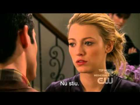 Gossip Girl 1x17 - Old Serena is Back (Part 1\3)