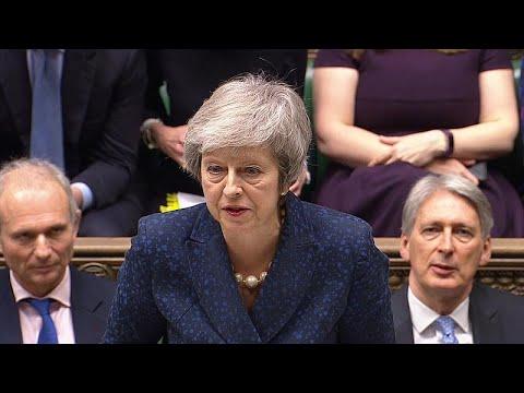 Λαβωμένη αλλά Πρωθυπουργός η Τερέζα Μέι