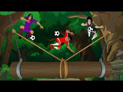 Download Supa Strikas - Season 4 Ep 42 - Live and Kicking - Soccer Adventure Series HD Mp4 3GP Video and MP3