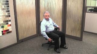 National Office - gen2 Mesh Chair Demonstration