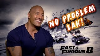 Nonton Dwayne The Rock Johnson is Malaysian?! - Fast 8 Film Subtitle Indonesia Streaming Movie Download