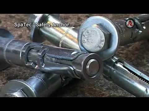 Установка металлического анкера SPIT TRIGA Z (видео)