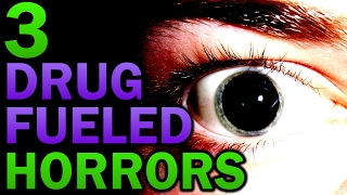 3 Horrific Things People Did While High | SERIOUSLY STRANGE #75