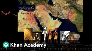 Ancient Egypt  Early Civilizations  World History  Khan Aca...