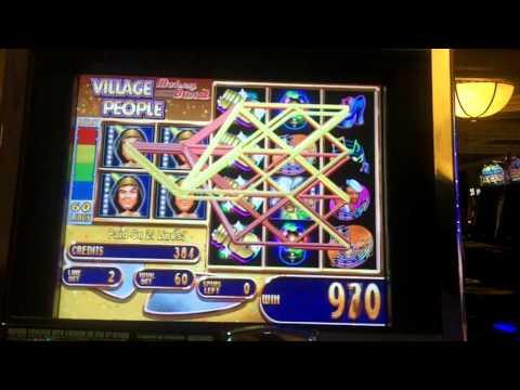 Village People Party Slot Bonus - WMS