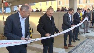 Náhled - Mohelnice se může těšit z nového autobusového nádraží